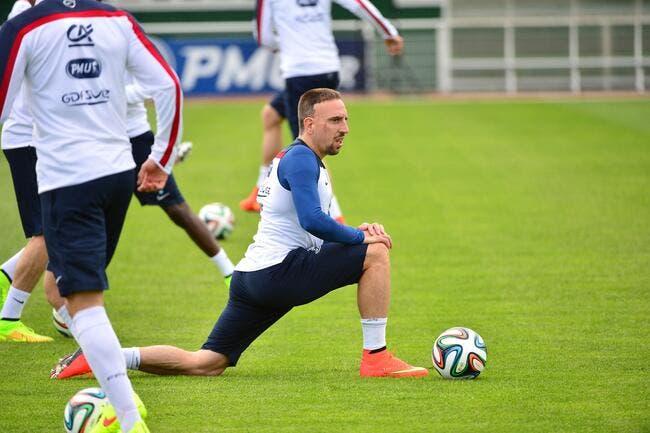 Ribéry, vers un forfait pour la Coupe du monde ?