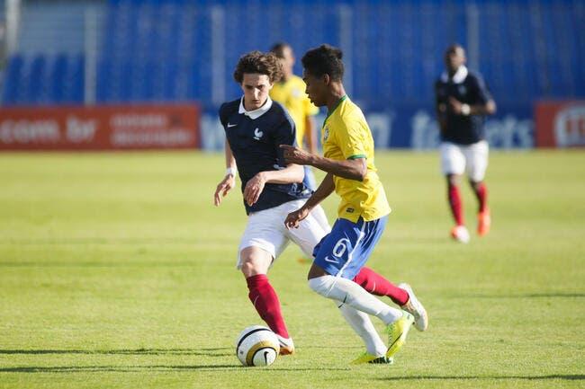 Toulon : La France en prend cinq contre le Brésil