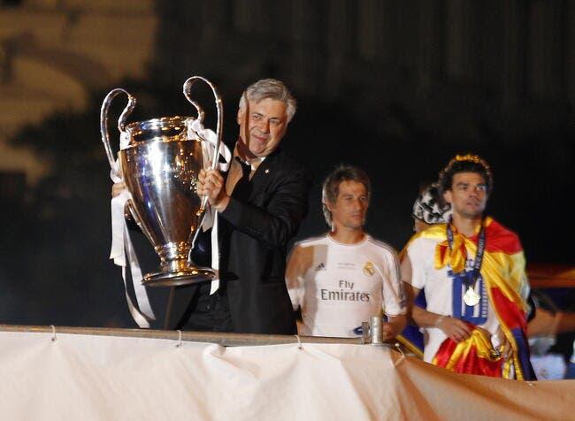 Ancelotti attaque franchement les dirigeants du PSG
