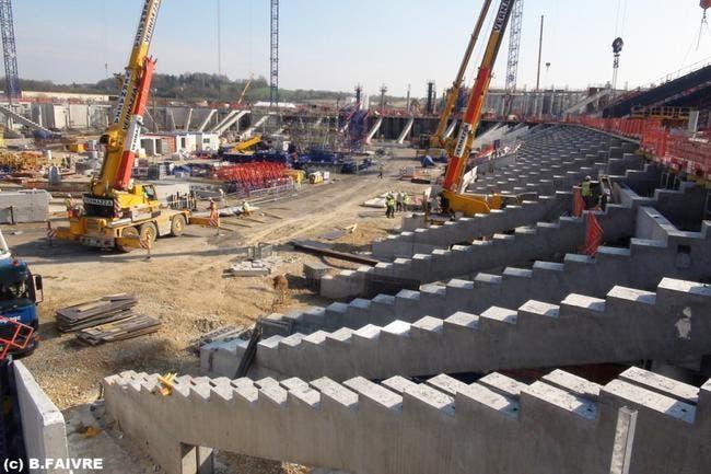 Grand Stade de Lyon : Le ministre accuse les opposants