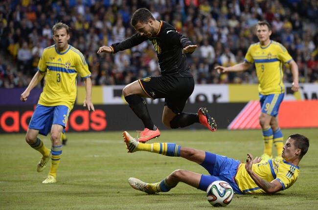 Hazard n'a pas donné la leçon qu'il voulait à Ibrahimovic