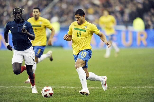Le Brésil zappe totalement la France au Mondial