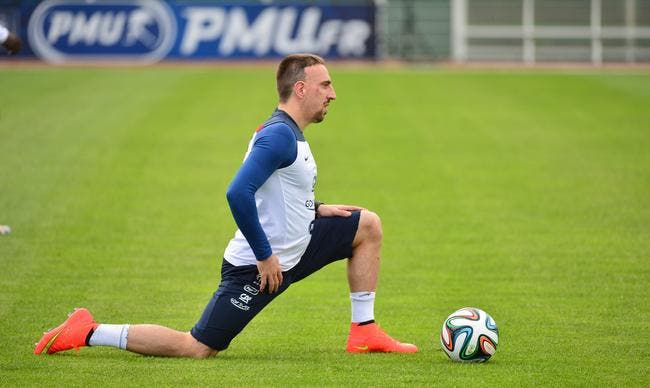 Ribéry, ce sera la Jamaïque ou adieu au Mondial !