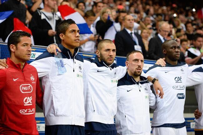 Ribéry fait une confidence inquiétante pour les Bleus