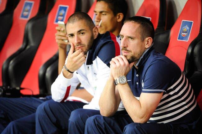 Ribéry forfait ? Deschamps remet les pendules à l'heure