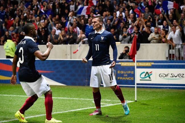 Vidéo : Les buts de France – Paraguay