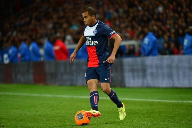 Lucas s'est vu décisif dans le triplé du PSG