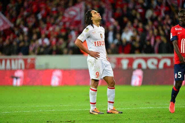 Monaco se dit «triste» pour Falcao