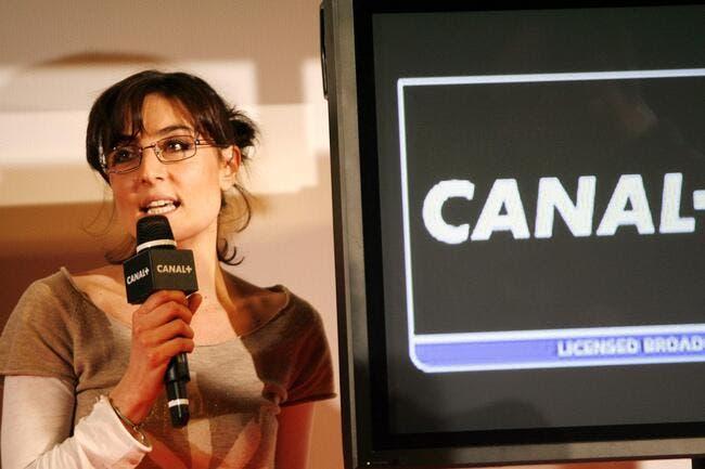 Nathalie Iannetta transféré de Canal+ à l'Elysée ?