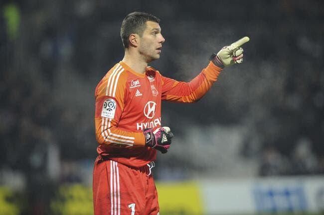 Officiel : Vercoutre quitte l'OL et signe deux ans à Caen