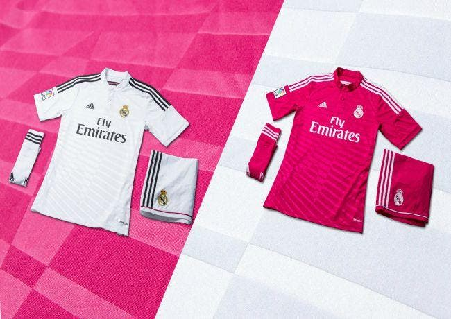 Photo : Le Real Madrid verra la vie en rose loin de Bernabeu