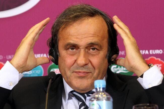 Platini : «Personne ne me dicte ma conduite»
