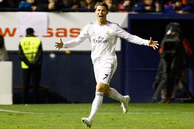 Avec Cristiano Ronaldo, c'est 1-0 avant même de commencer