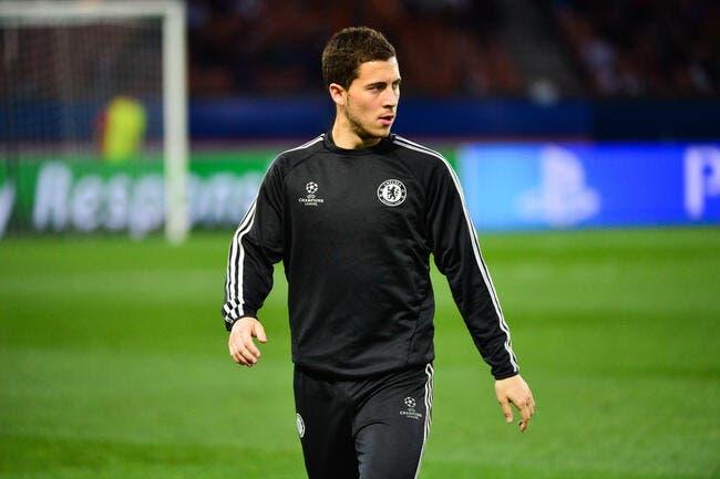 Hazard au PSG ? Chelsea trouve la réponse imparable