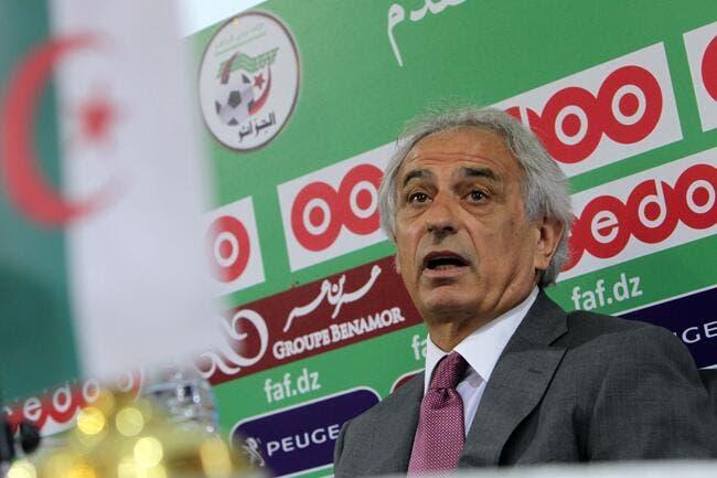 La coach de l'Algérie «vomit» de son image en L1