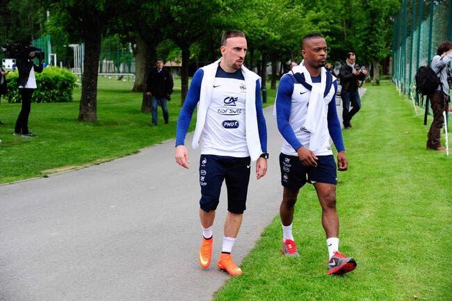 Larqué commence à devenir fou avec Ribéry