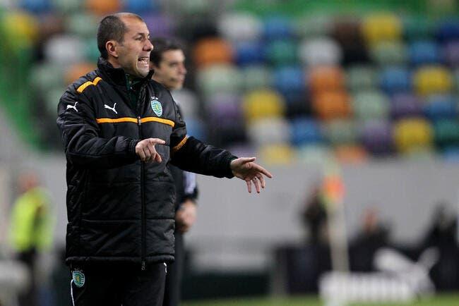 Jardim entraineur de Monaco pour trois ans