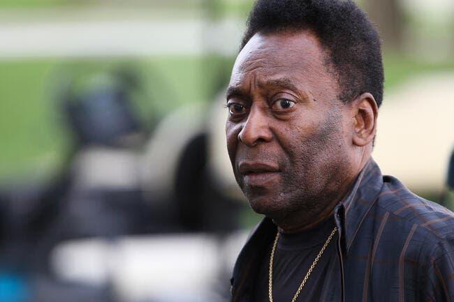 Le Mondial 2014 manque de stars regrette Pelé