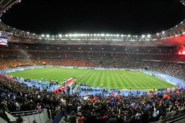 Lens convoque le PSG, l'OM et l'ASSE au Stade de France