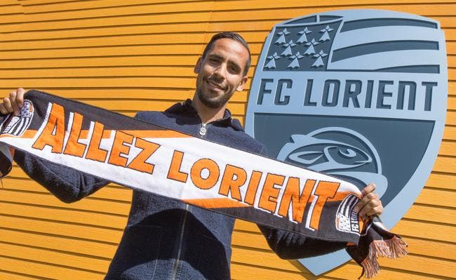 Officiel : Lorient fait signer Mesloub