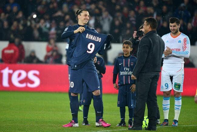 Personne ne dépassera le maître Ronaldo estime Ibrahimovic