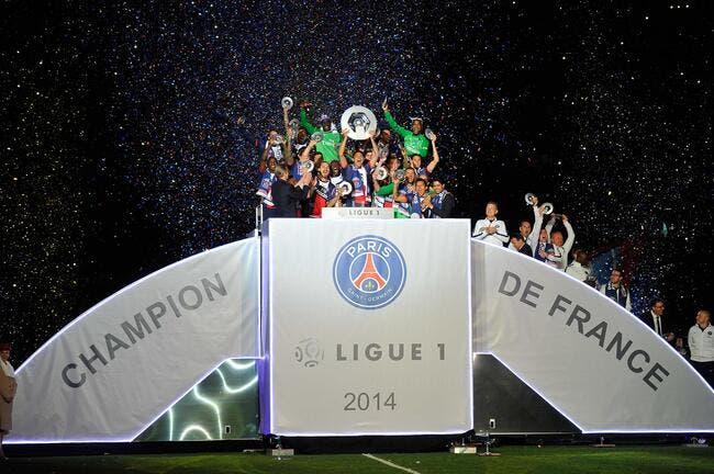 PSG, Monaco, OM, le podium qui vaut de l'or en L1