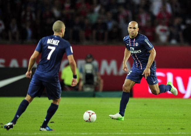 Alex rêve d'un autre joueur du PSG au Milan AC