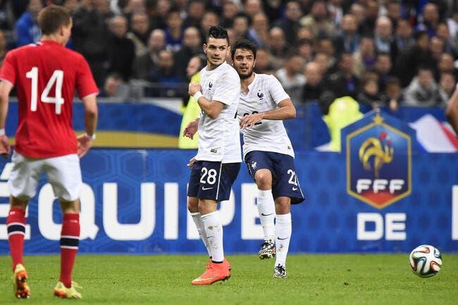 Cabella remplace Grenier et ira au Mondial