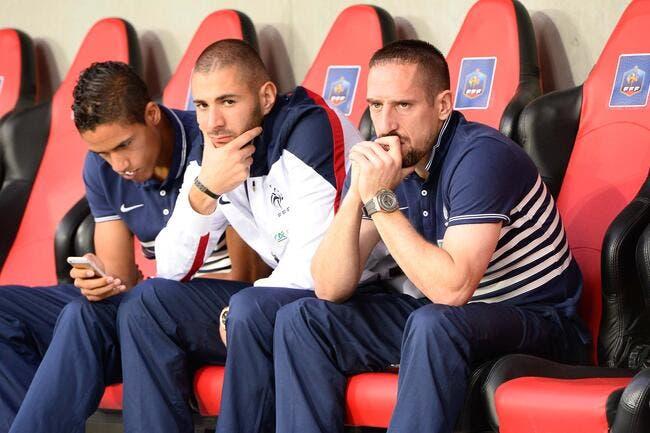 Deschamps a fait fausse route avec Ribéry dénonce Larqué