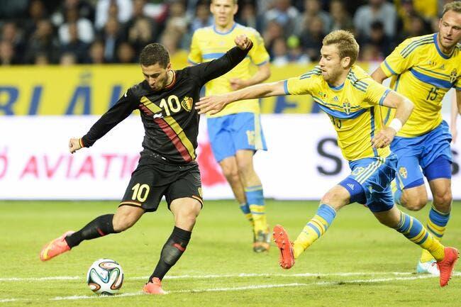 Hazard est « bien à Chelsea » et refuse d'évoquer le PSG