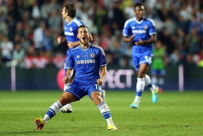 Le PSG va proposer 82,5 ME pour Hazard