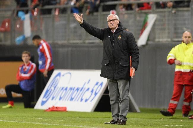 Un changement de coach à 6 ME pour Monaco