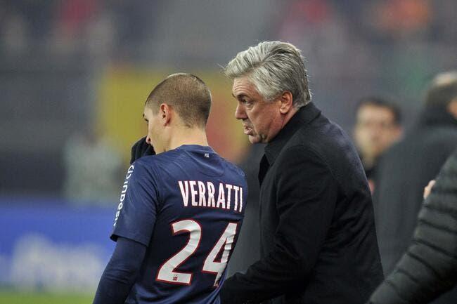 Ancelotti veut piquer un titulaire du PSG