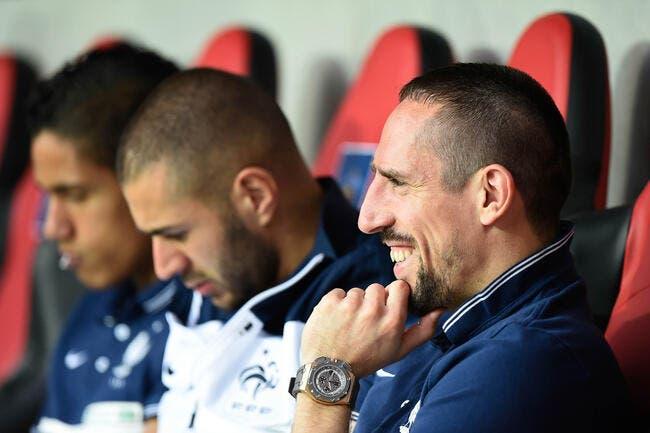 La France sans Ribéry, ça sent «la catastrophe»