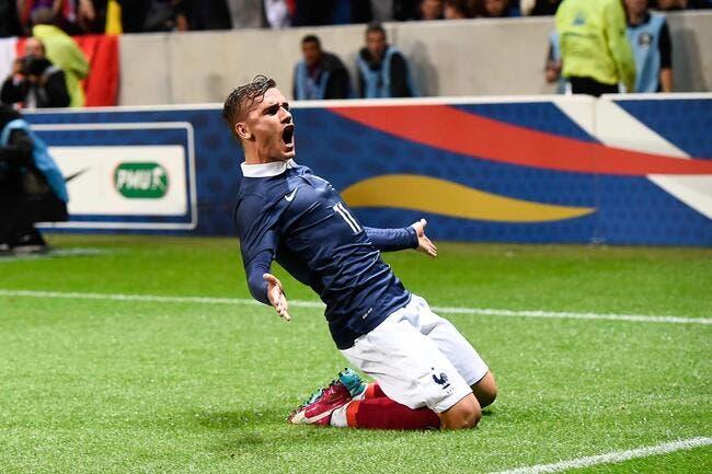 Le PSG pourrait faire un deal express à 30ME pour Griezmann
