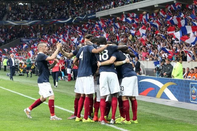La France met une valise, et s'envole pour le Brésil