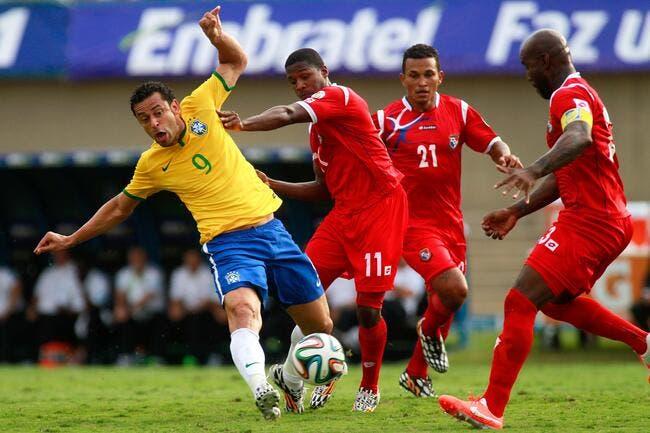 Larqué ne peut pas rêver devant un Brésil version Fred de l'OL