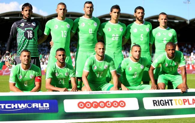 L'ambition simple de l'Algérie au Mondial