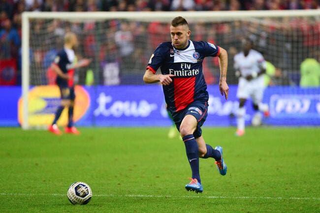 Ménez va officialiser son départ du PSG d'ici jeudi