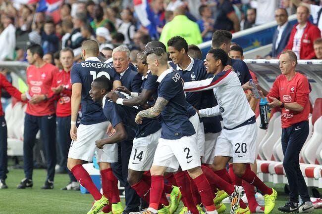 Vidéo : Les 8 buts de France-Jamaïque