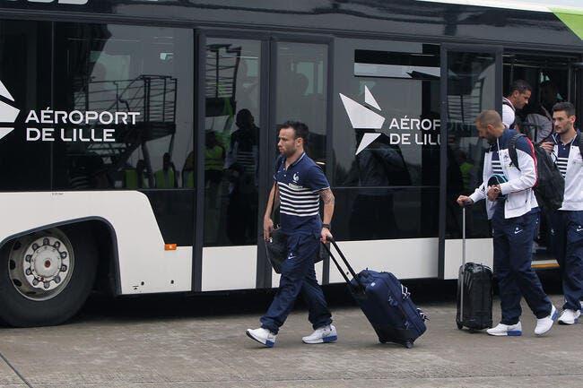 Au Brésil, Valbuena joue sa carrière à l'OM
