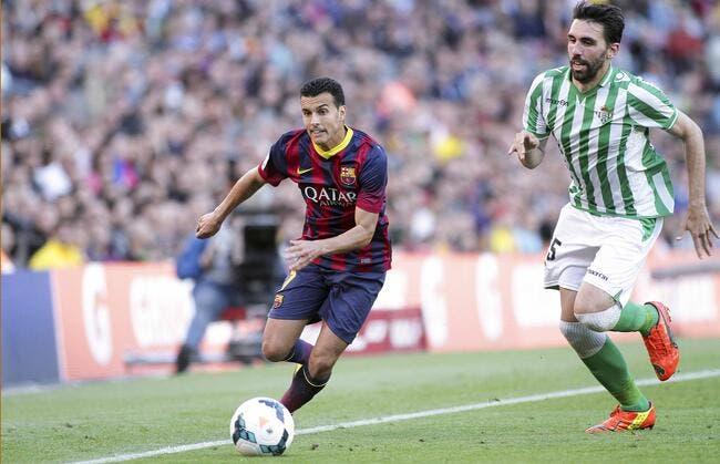 Le PSG oublie Hazard, et passe à Pedro