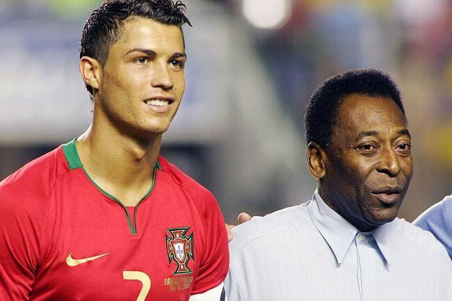 Cristiano Ronaldo ou Lionel Messi, le dieu du foot a choisi