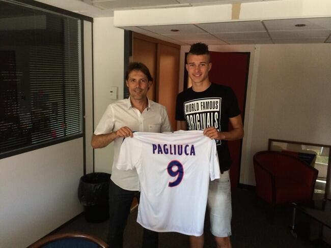 Pagliuca signe 2 ans à l'OL plutôt qu'à Naples et Man Utd