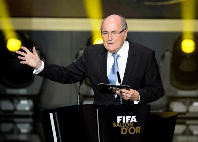 Vidéo : Bientôt Blatter à Dance avec les Stars sur TF1 ?