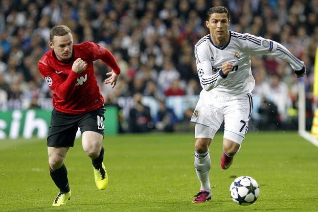 Cristiano Ronaldo joue surtout pour sa gueule critique Rooney