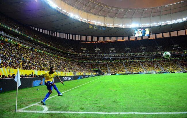 Le Mondial 2014 au Brésil, c'est maintenant !