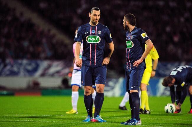 Les regrets d'Ibra et Thiago Silva ont guidé Ménez vers Milan