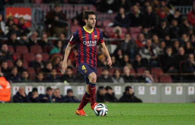 Officiel : Fabregas signe à Chelsea pour cinq ans