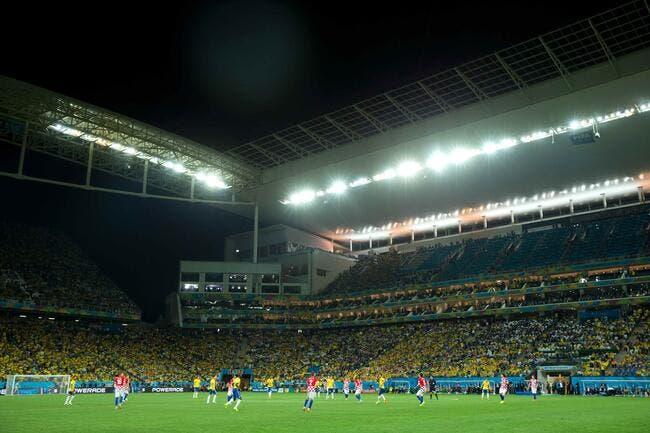 Audience : Près de 50 % d'audience pour Brésil-Croatie